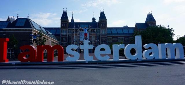 thewelltravelledman travel blog Amsterdam iamamsterdam