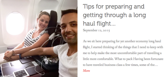 thewelltravelledman tips for preparing for a long haul flight