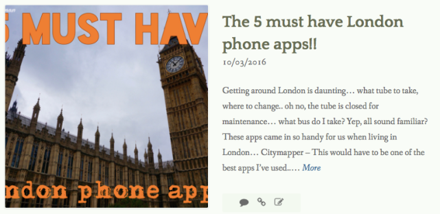 thewelltravelledman top 5 london must have phone apps