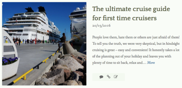 thewelltravelledman ultimate cruise guide for first time cruisers