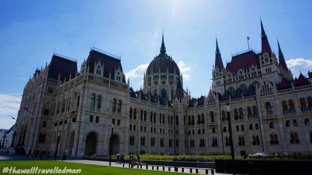 thewelltravelledman parliament building