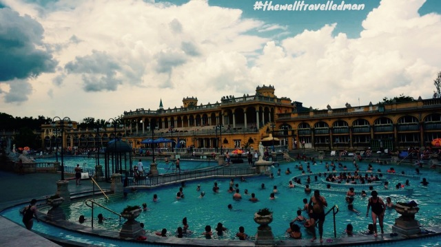 thewelltravelledman Szechenyi Baths and Pool