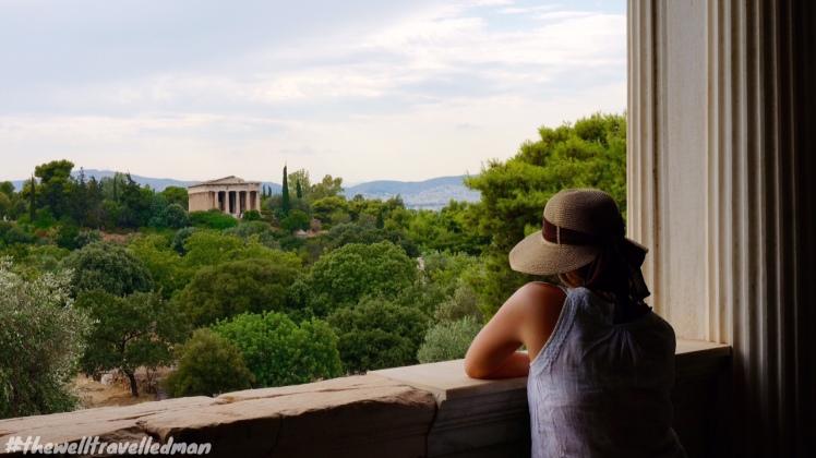 thewelltravelledman ancient agora athens
