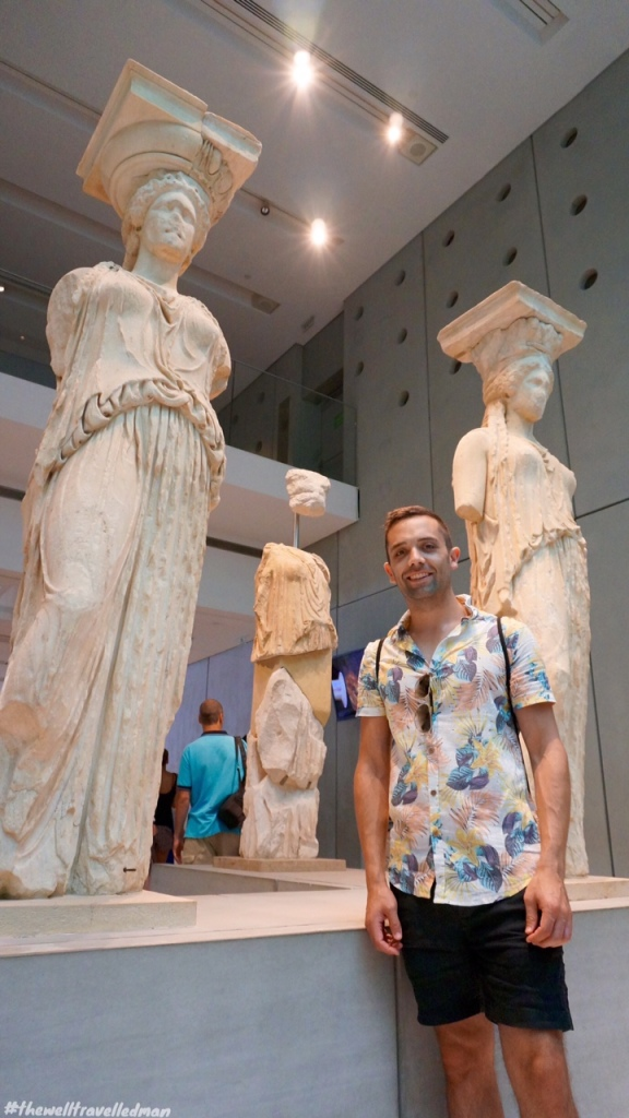 thewelltravelledman acropolis museum athens