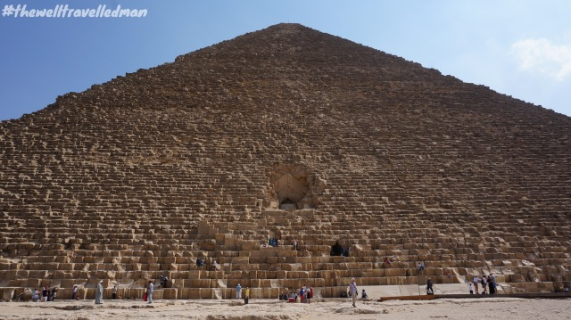 thewelltravelledman cairo pyramids