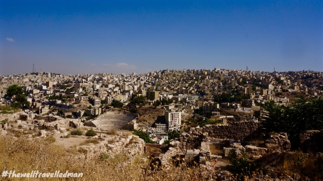 thewelltravelledman Amman Citadel Jordan