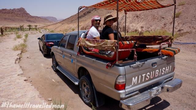 thewelltravelledman jordan, wadi rum