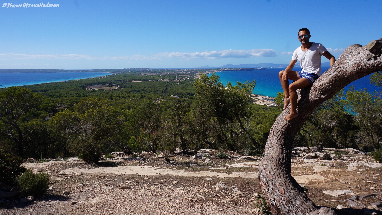 Formentera Day Trip From Ibiza Thewelltravelledman