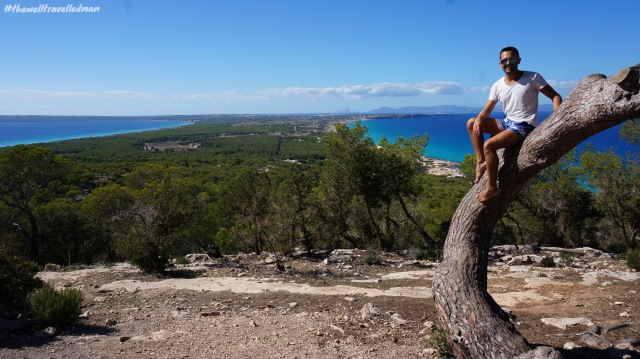 thewelltravelledman formentera panoramic view