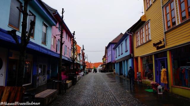 Stavanger town
