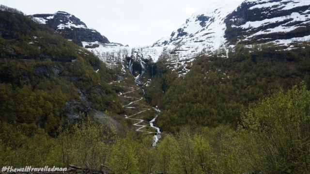 Gorgeous scenery between Flåm and Myrdal
