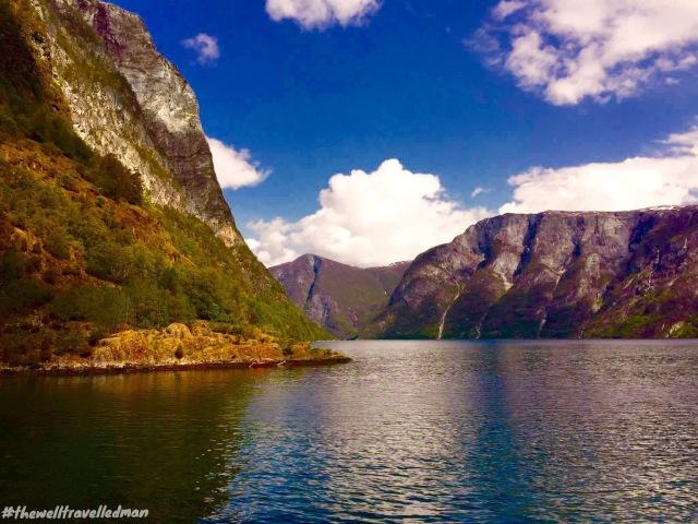 Bergen Fjord Cruise to Flåm
