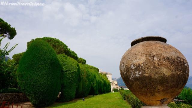 Villa Cimbrone Gardens, Ravello