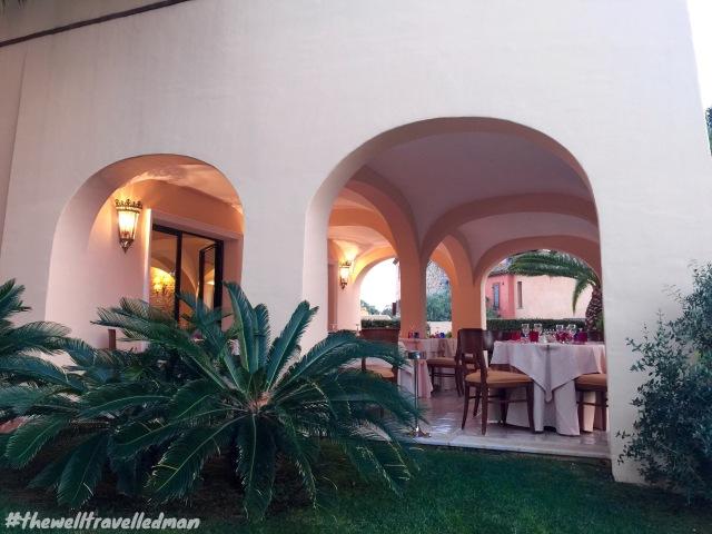 thewelltravelledman arbatax arbatasa hotel sardinia italy