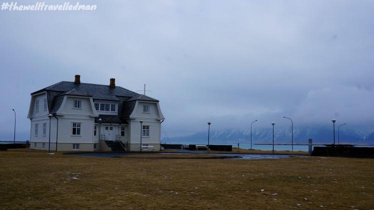 Reykjavic, Höfði House