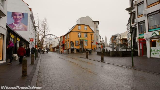 Reykjavik town