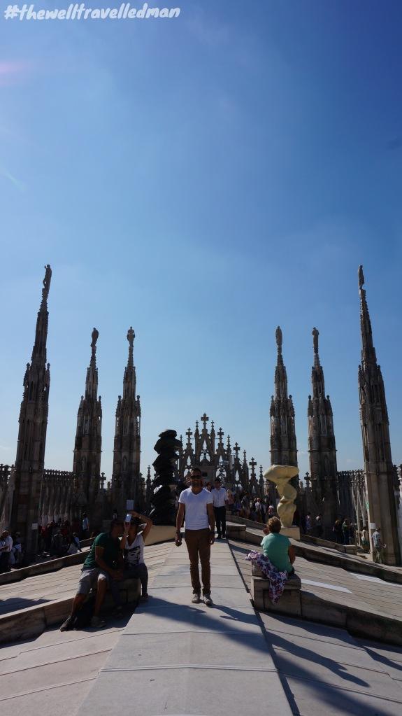 thewelltravelledman duomo milan cathedral