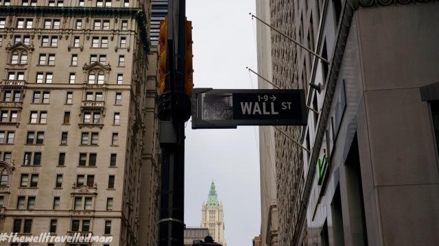 thewelltravelledman wall street