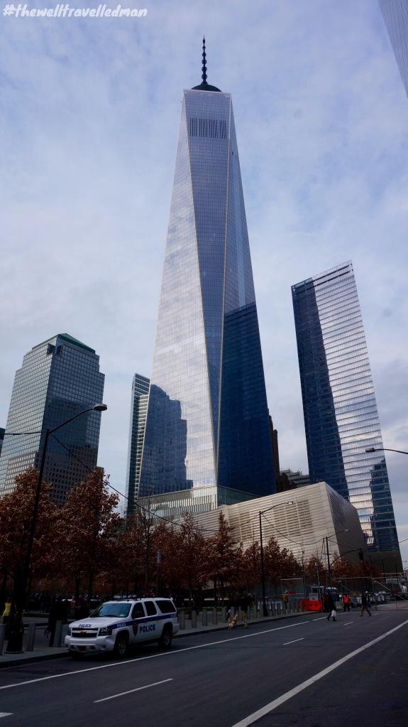 thewelltravelledman 911 memorial