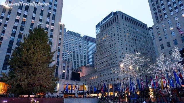 thawedtravelledman Rockefeller Centre