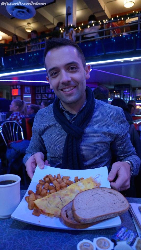 thewelltravelledman ellens stardust diner