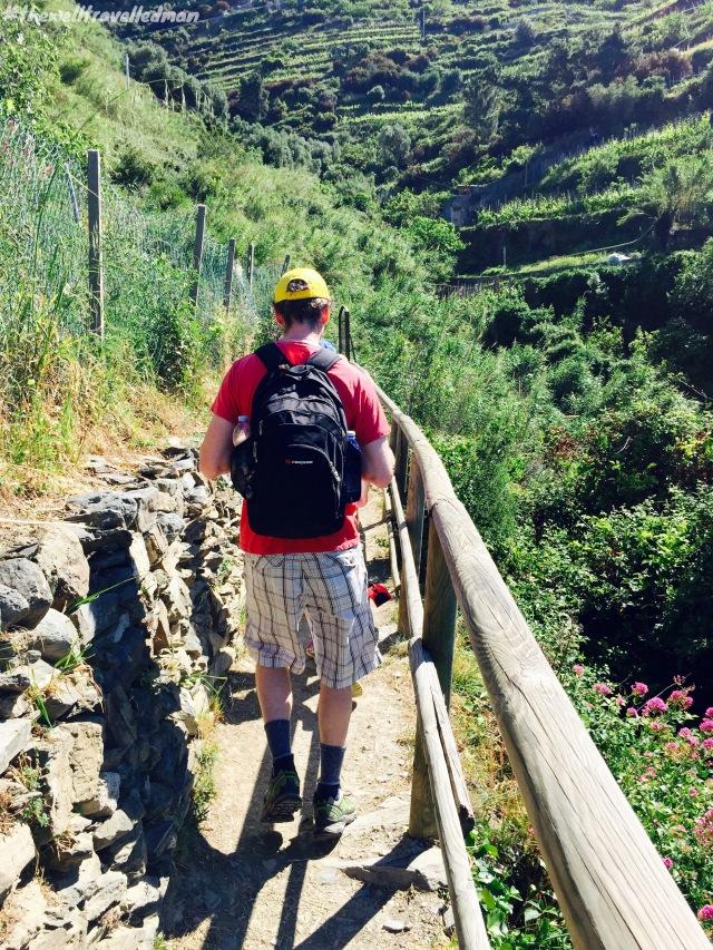 thewelltravelledman cinque terre coastal walk