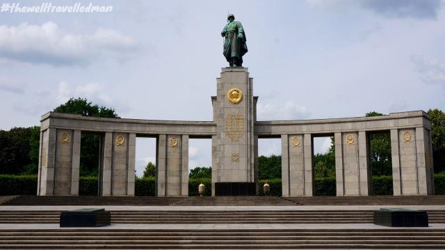 The Soviet War Memorial