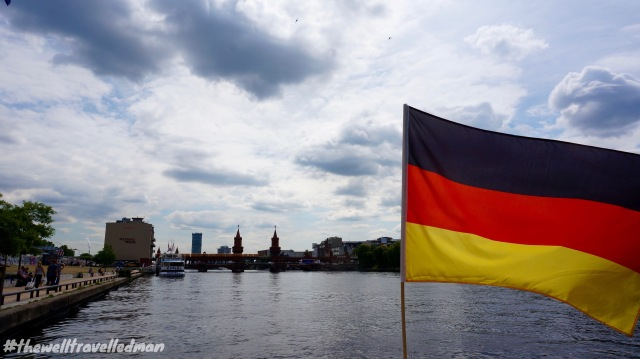 Berlin River Cruise to the East Side Gallery