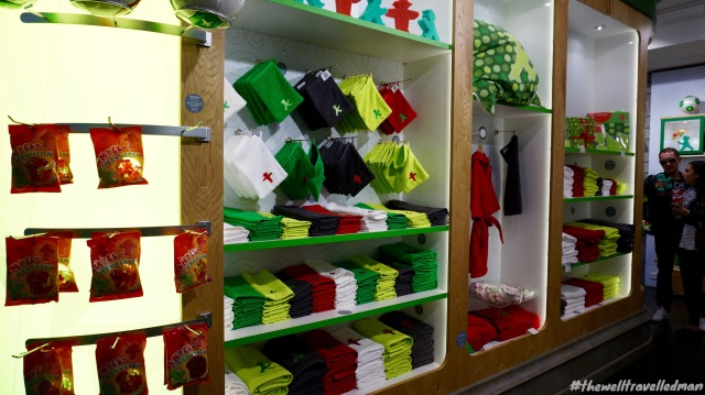 The Ampelmann Shop - The East Berlin Ampelmännchen was created in 1961 by traffic psychologist Karl Peglau