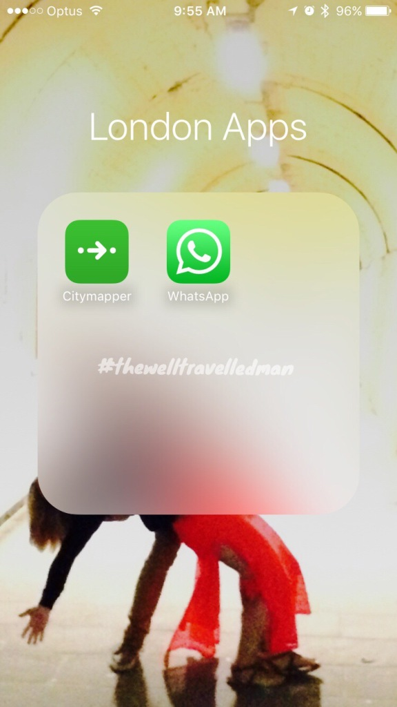thewelltravelledman london apps