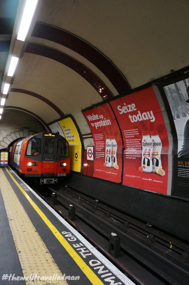 thewelltravelledman london tube