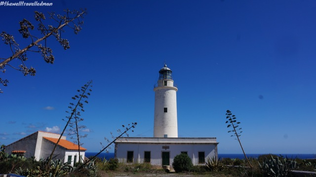 La Mola Lighthouse, Formentera