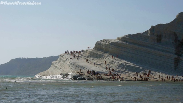 Scala dei Turchi (Turkish Steps) in Realmote, Sicily