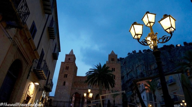 Cefalu old town