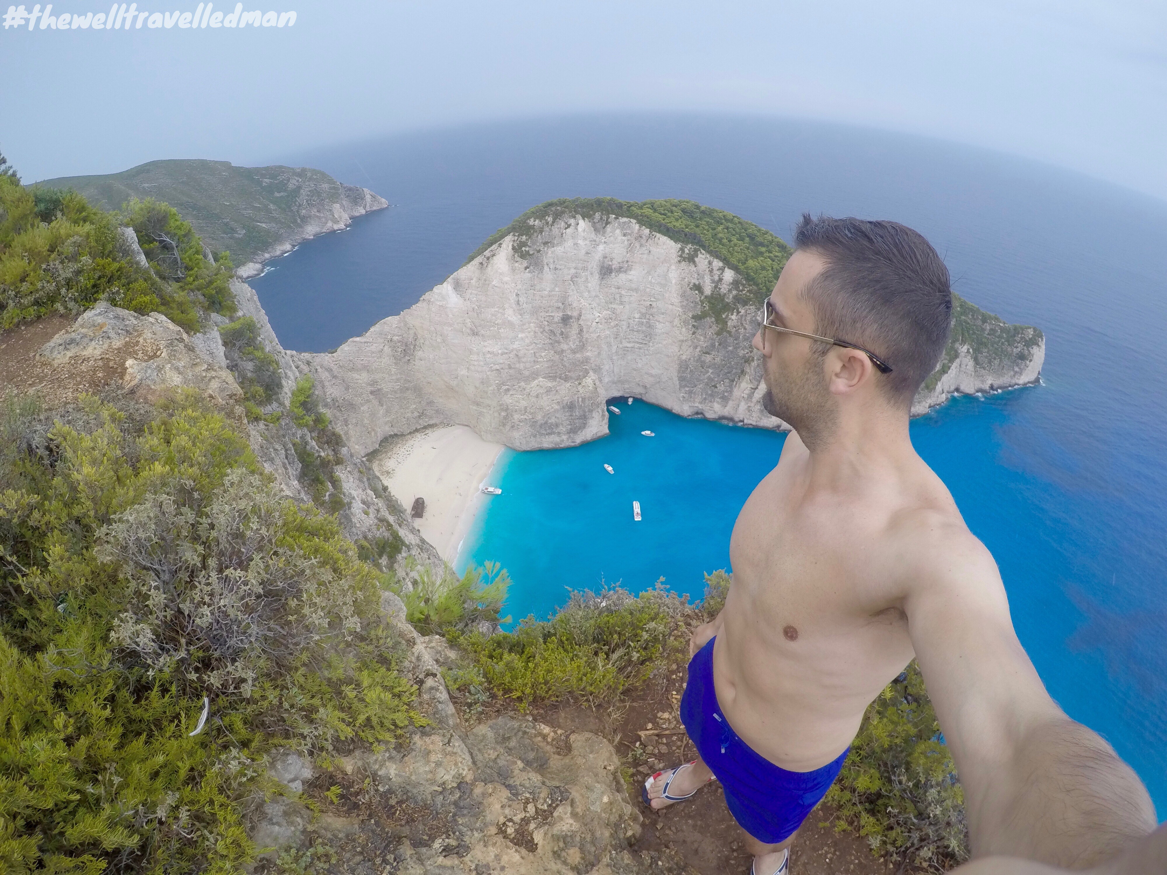 A Day At Navagio Beach Zakynthos Greece