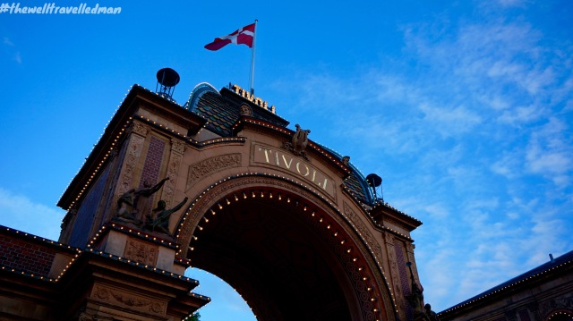 Tivoli Gardens is a famous amusement park and pleasure garden in Copenhagen, Denmark. The park opened on 15 August 1843 and is the second-oldest operating amusement park in the world!!