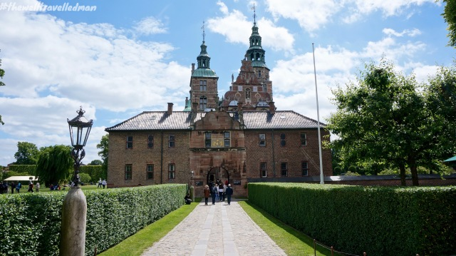 Rosenborg Castle - a renaissance castle located in Copenhagen, Denmark. The castle was originally built as a country summerhouse in 1606 and is an example of Christian IV's many architectural projects.