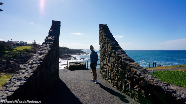 thewelltravelledman kiama new south wales kiama blowhole