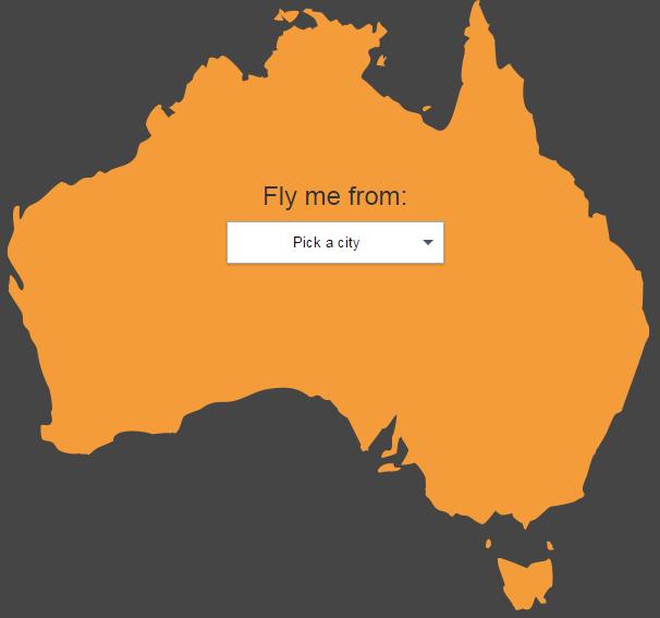 Amex Map