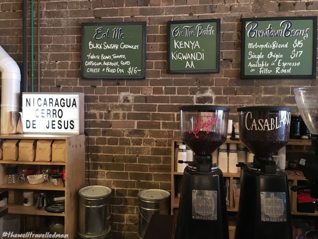 thewelltravelledman brewtown newtown cronut blog
