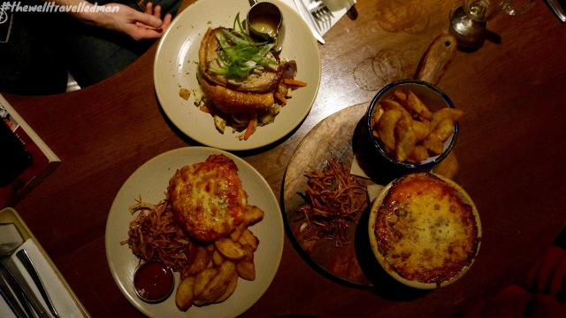 thewelltravelledman what to eat in queenstown