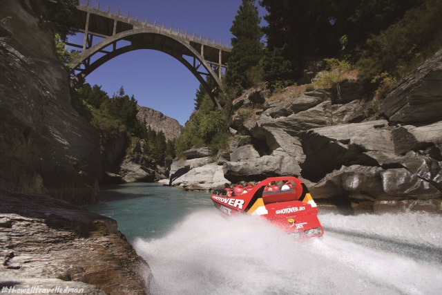 thewelltravelledman queenstown shotover jet new zealand