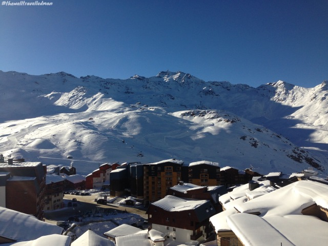 thewelltravelledman val thorens france