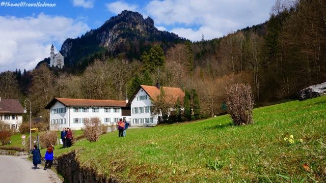 thewelltravelledman Neuschwanstein castle