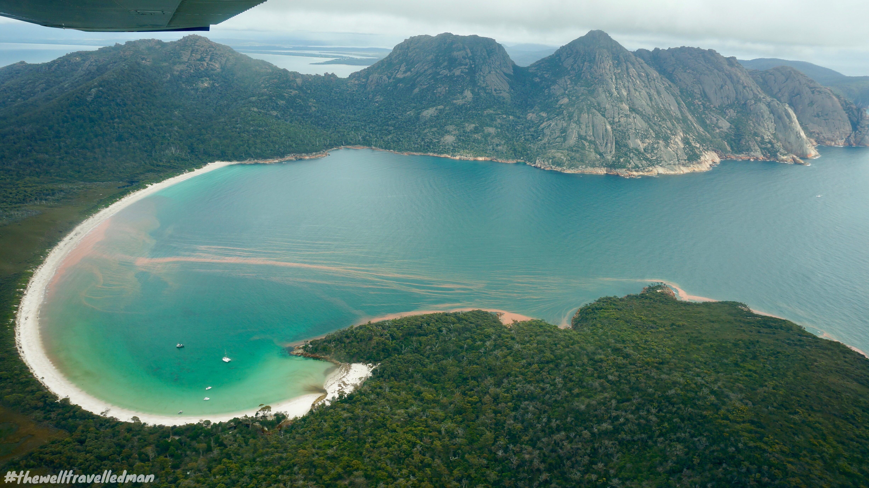 Scenic Flight With Freycinet Air Freycinet National Park