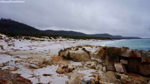 thewelltravelledman friendly beaches tasmania australia