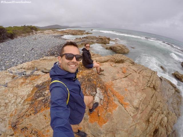thewelltravelledman friendly beaches tasmania australia.