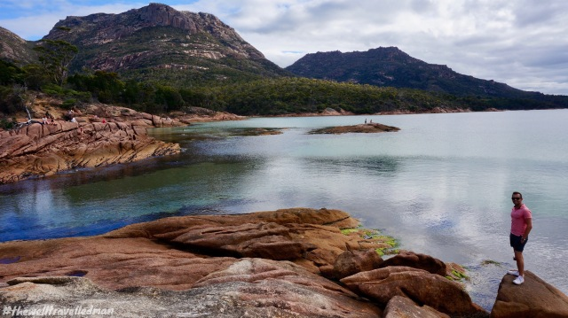 thewelltravelledman freycinet national park honeymoon bay