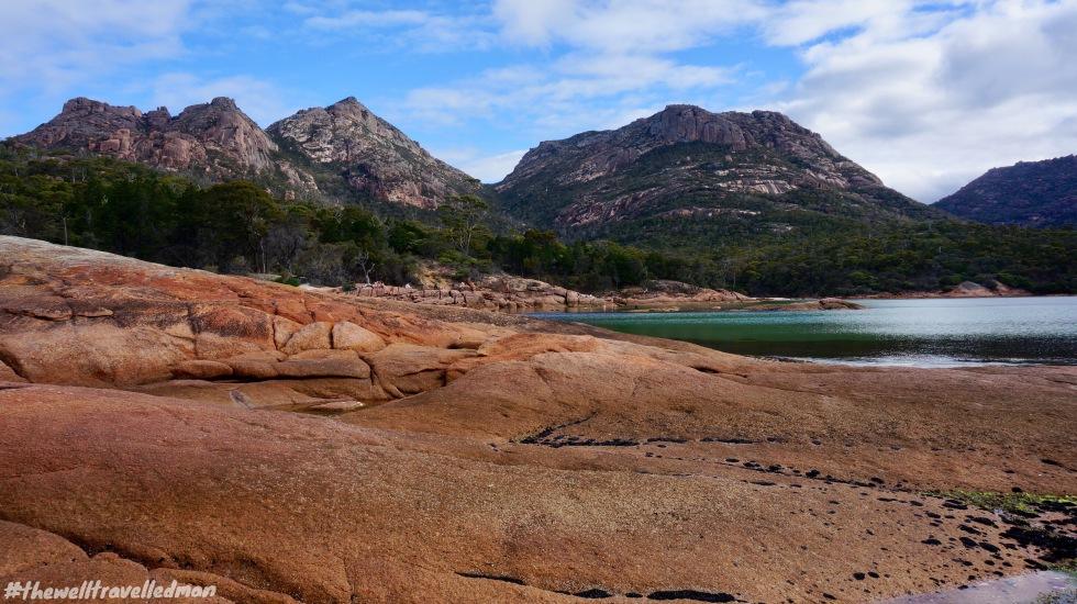 thewelltravelledman freycinet national park honeymoon bay