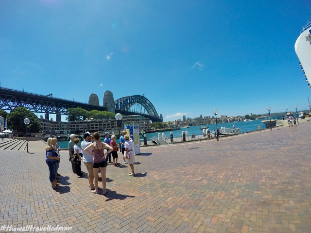 thewelltravelledman the rocks walking tour sydney australia.